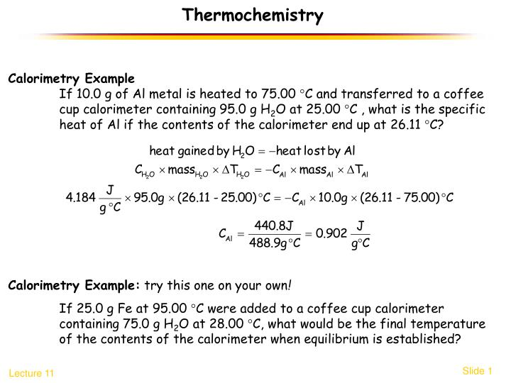 PPT - Thermochemistry PowerPoint Presentation - ID:6183