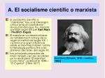 a el socialisme cient fic o marxista