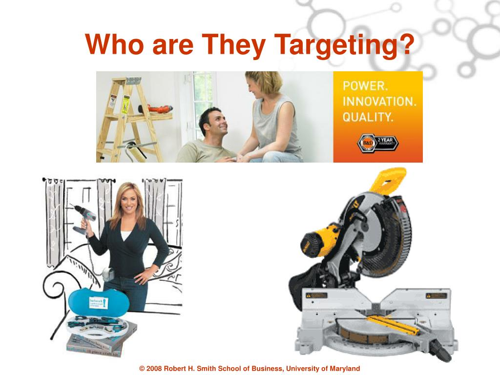 Who are They Targeting?
