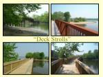 deck strolls