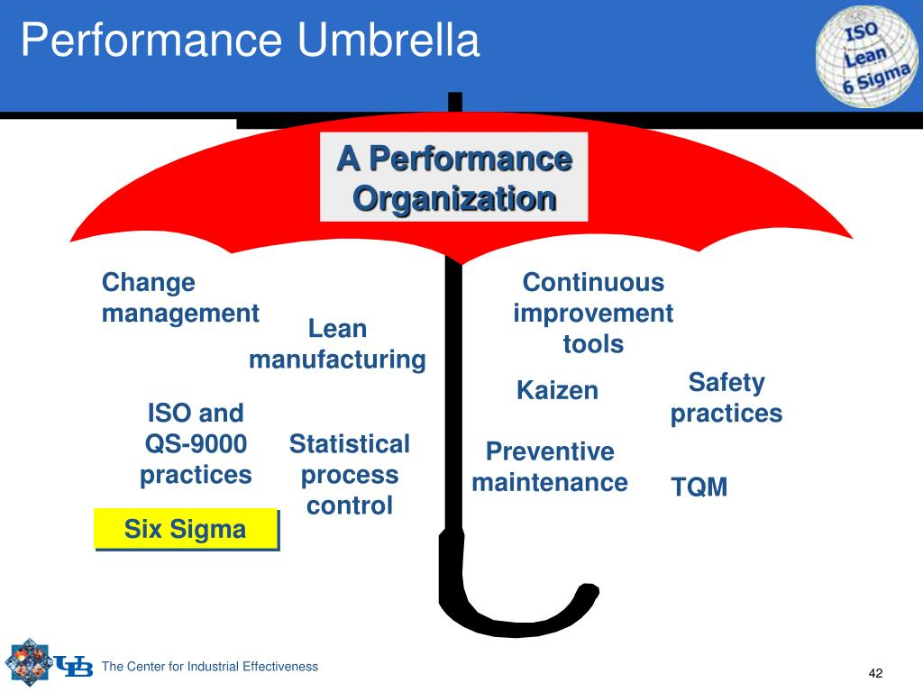 Performance Umbrella