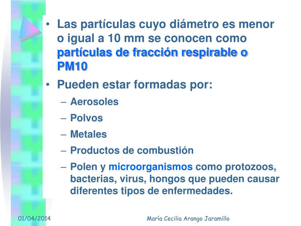 PPT - MICROBIOLOGÍA DEL AIRE PowerPoint Presentation - ID:618708