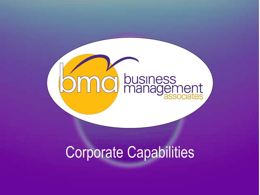 corporate capabilities l.