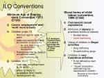 ilo conventions