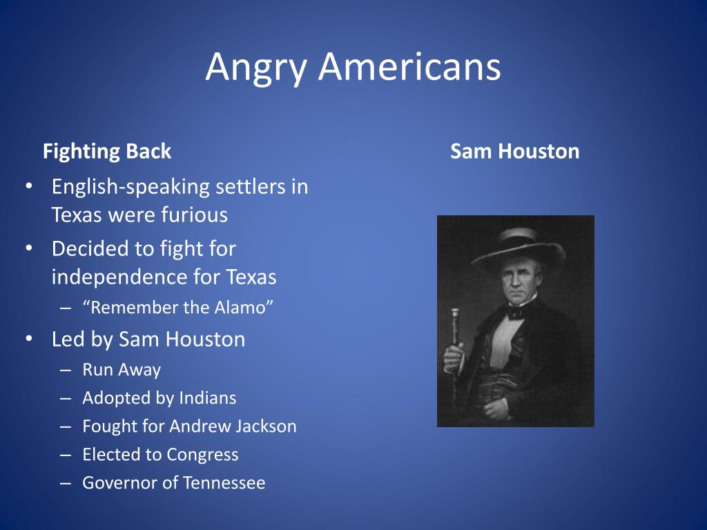 Angry Americans