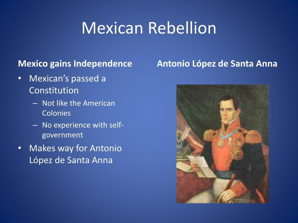 Mexican Rebellion