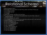 relational schema6