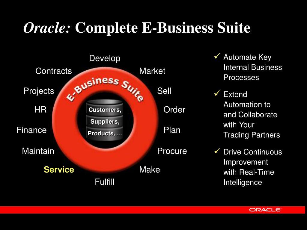 Oracle: