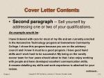 cover letter contents12