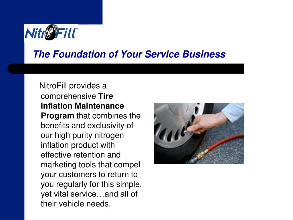 The Foundation of Your Service Business