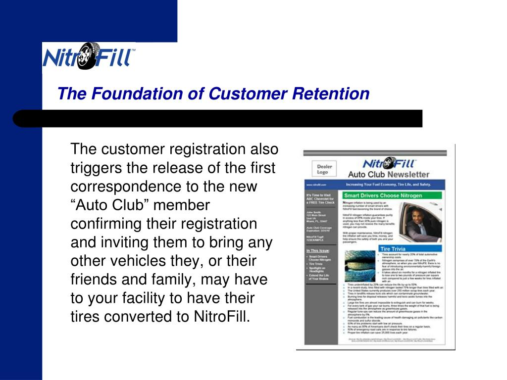The Foundation of Customer Retention