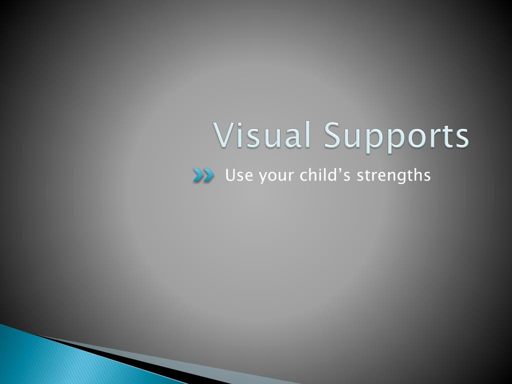 Visual Supports