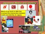 japanese media and identity