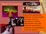 media divergence105