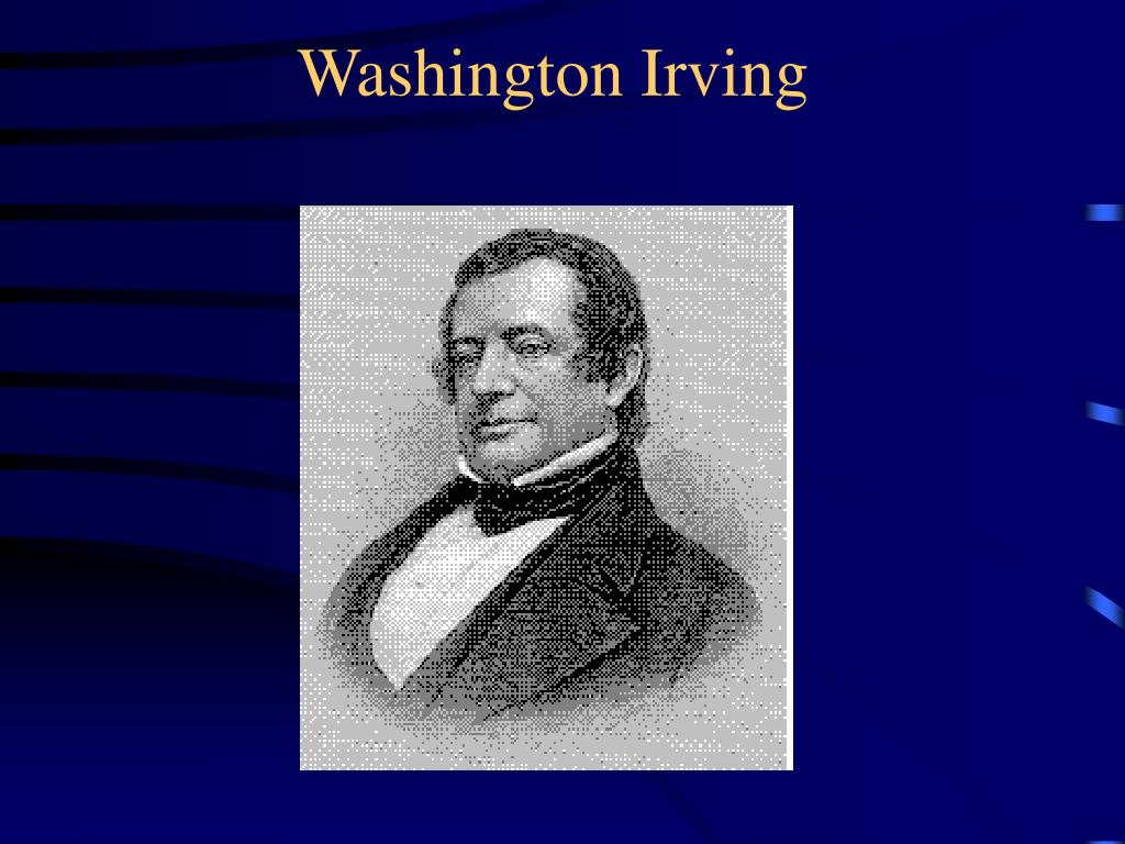 washington irving l.