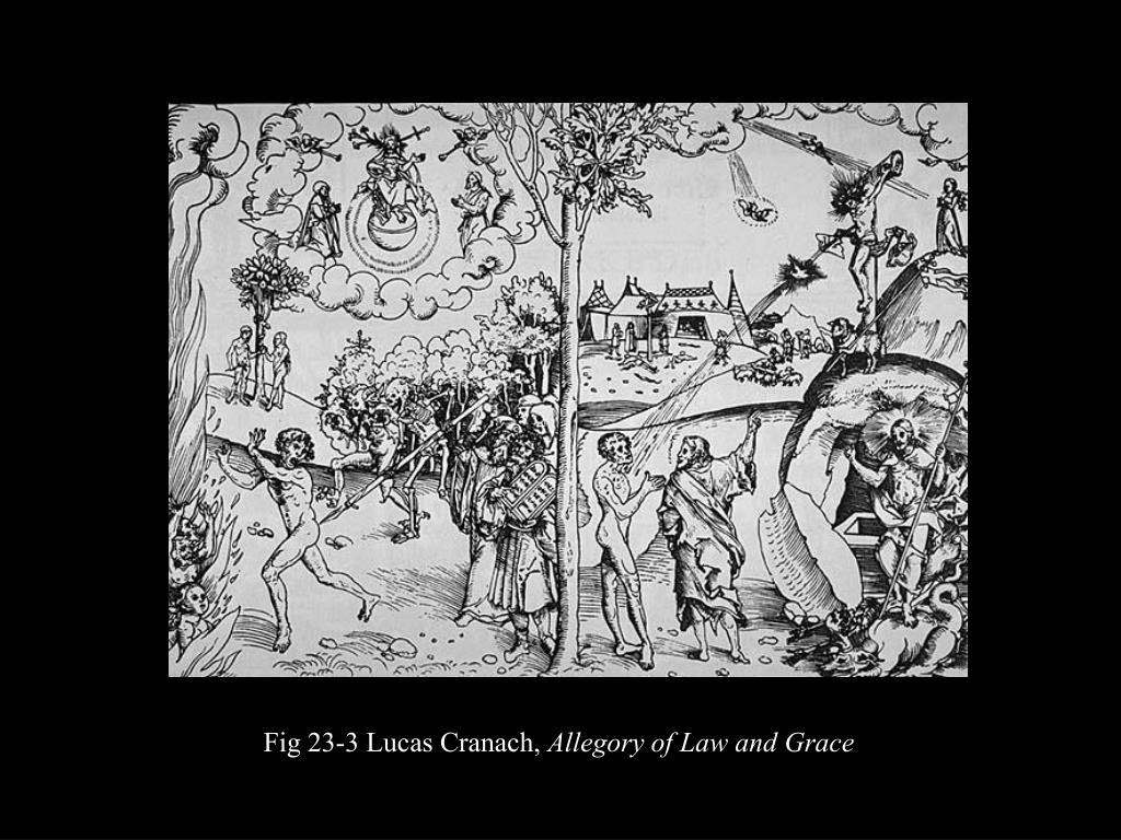 Fig 23-3 Lucas Cranach,