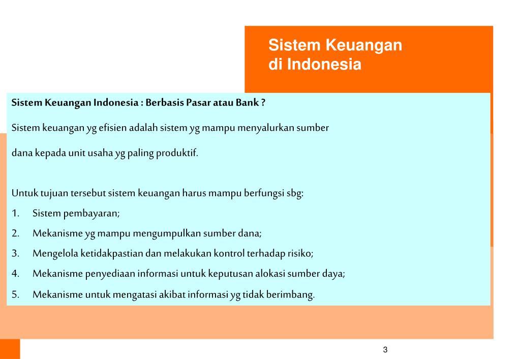 Sistem Keuangan