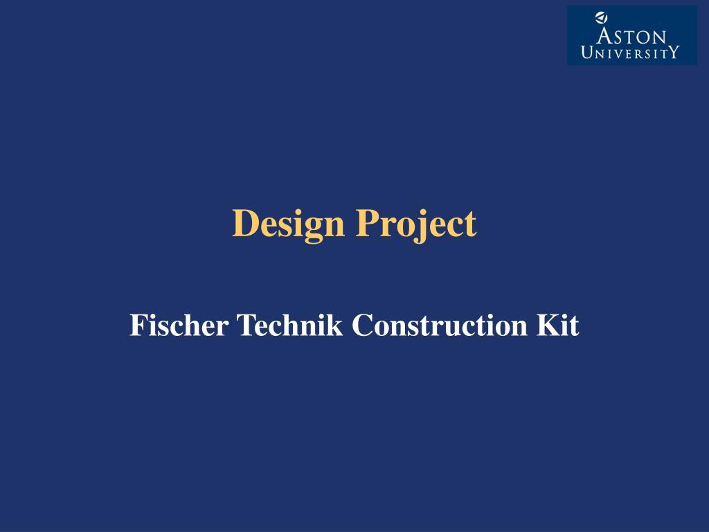 Design Project