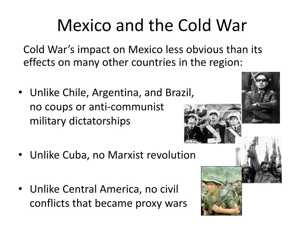 Mexico and the Cold War