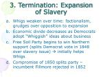 3 termination expansion of slavery20