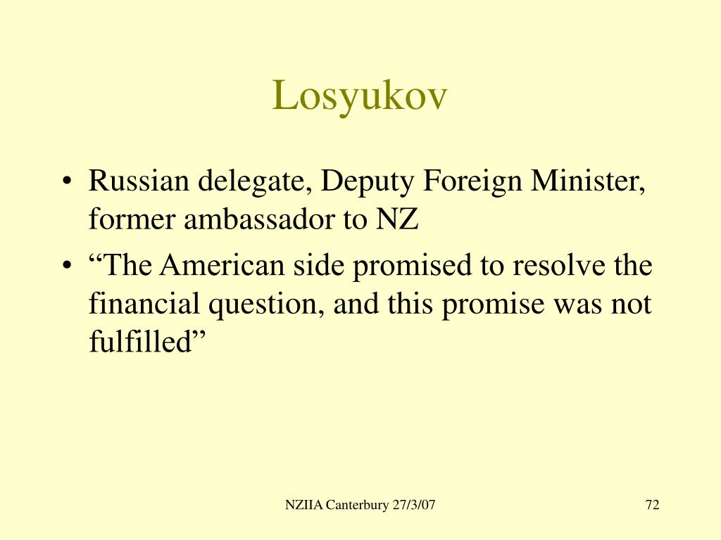 Losyukov