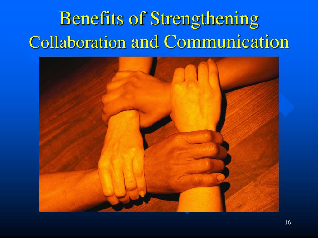 Benefits of Strengthening