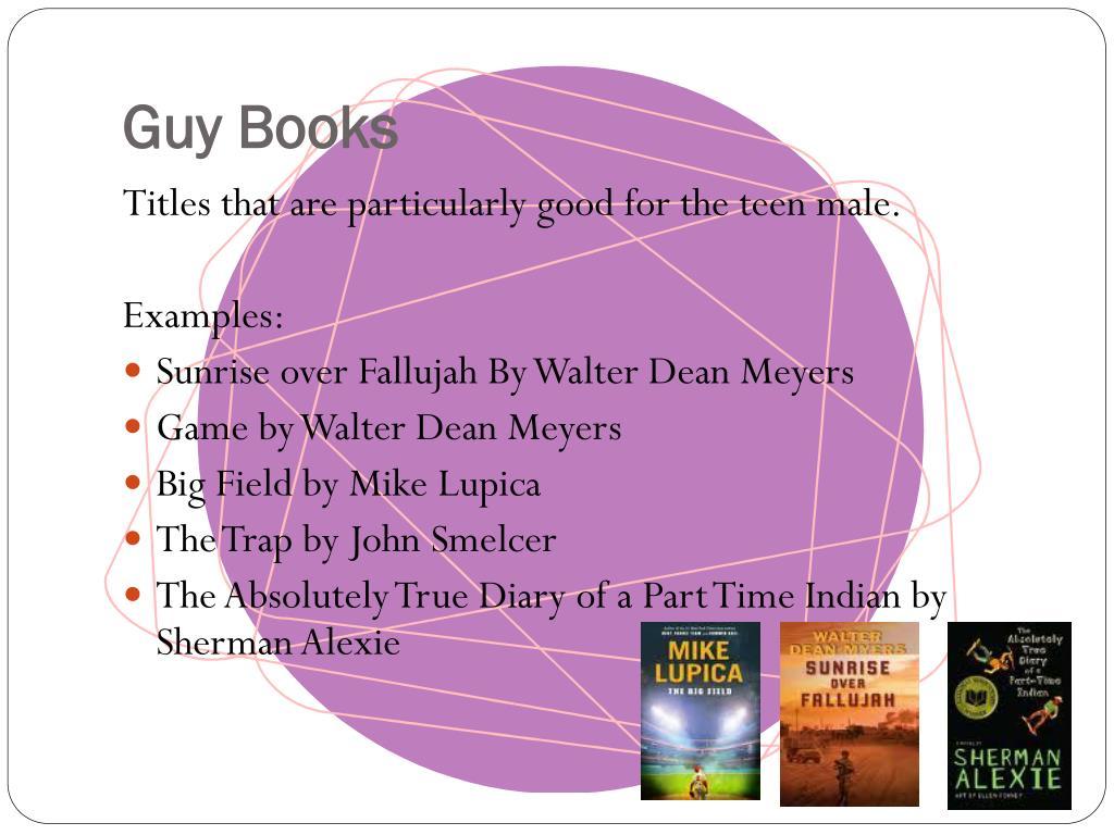 Guy Books