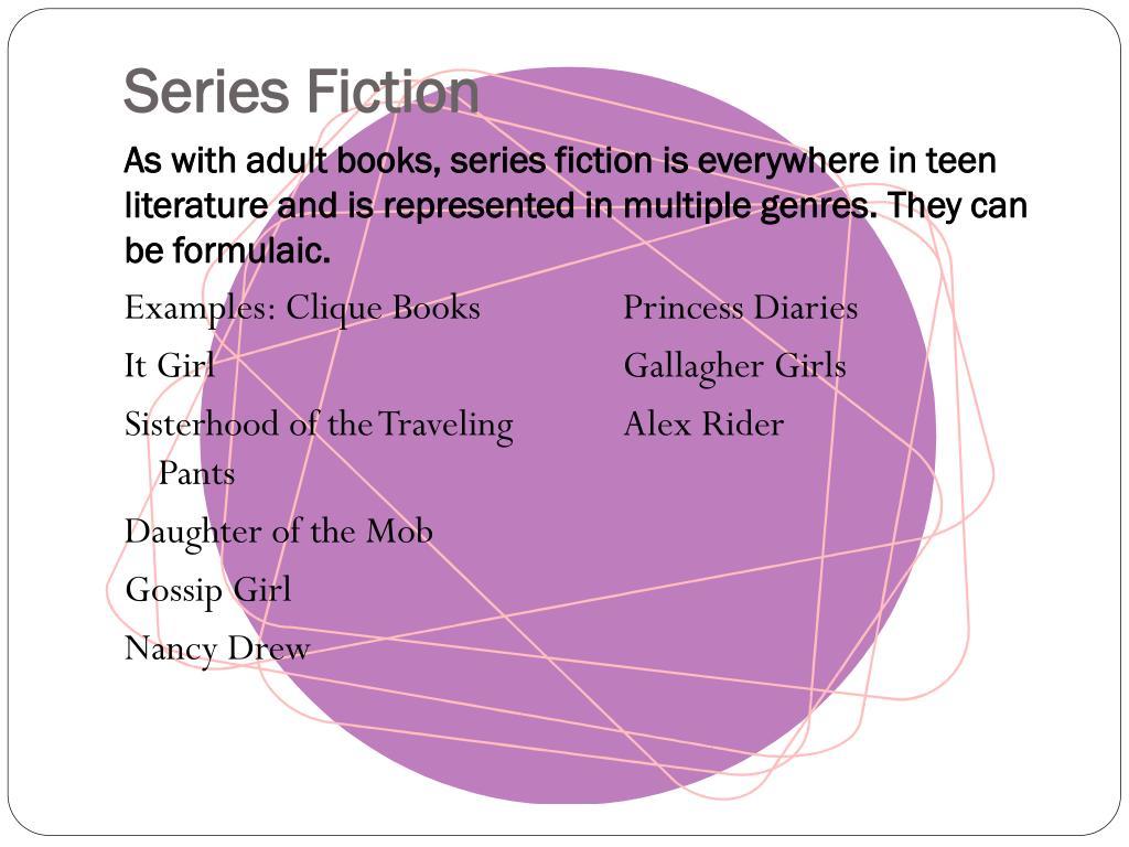 Series Fiction