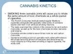 cannabis kinetics40