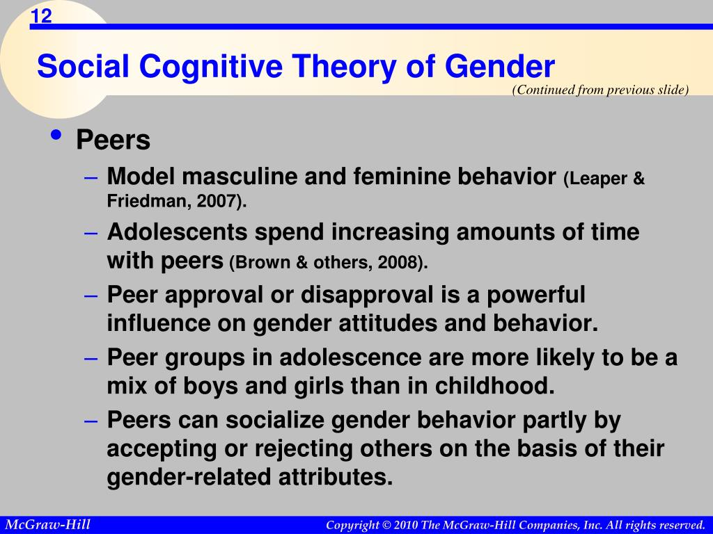 validity of social cognitive theory – social learning theory: theories in social psychology 3 3 cognitive theories: a person's behavior depends on perception & interpretation of situations 4.