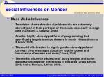 social influences on gender15