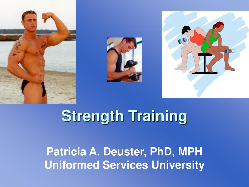 strength training l.