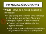 physical geography10