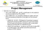 project management7