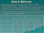 data methods