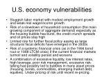 u s economy vulnerabilities17