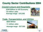 coastal leisure and hospitality 340 billion to us economy 10 million jobs average wage 10 500