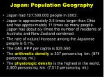 japan population geography12
