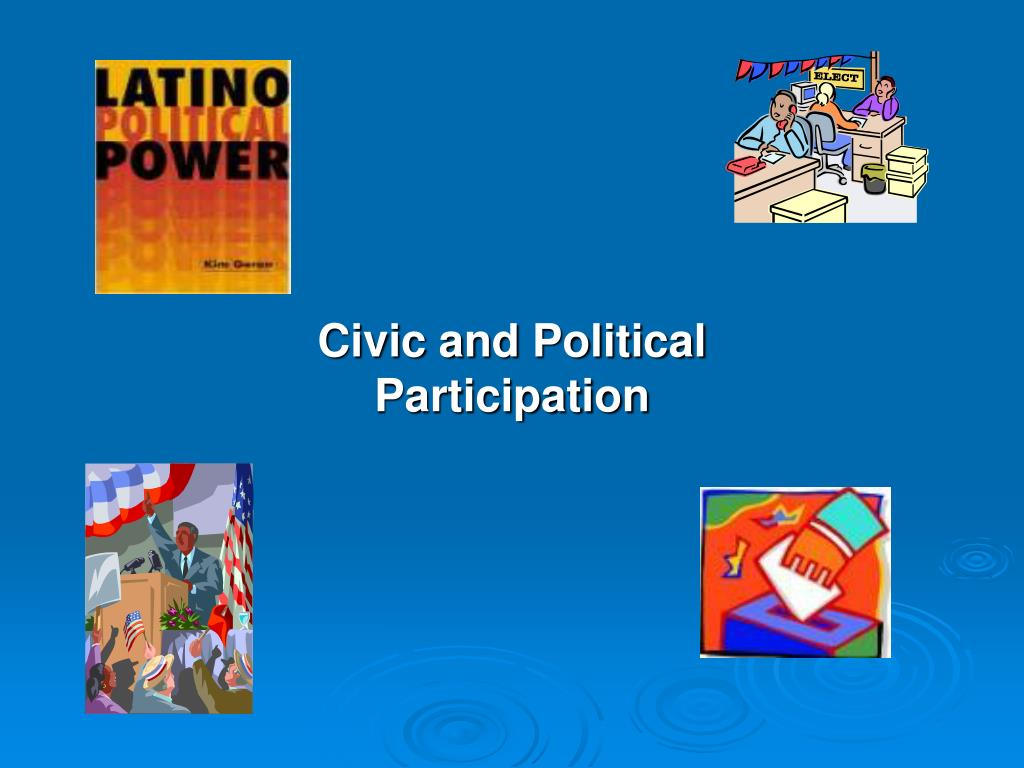 Civic and Political Participation