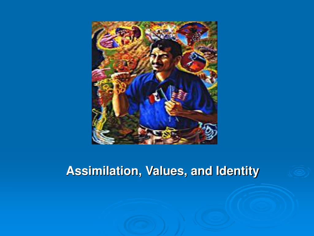 Assimilation, Values, and Identity