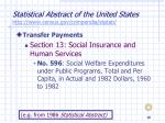 statistical abstract of the united states http www census gov compendia statab19
