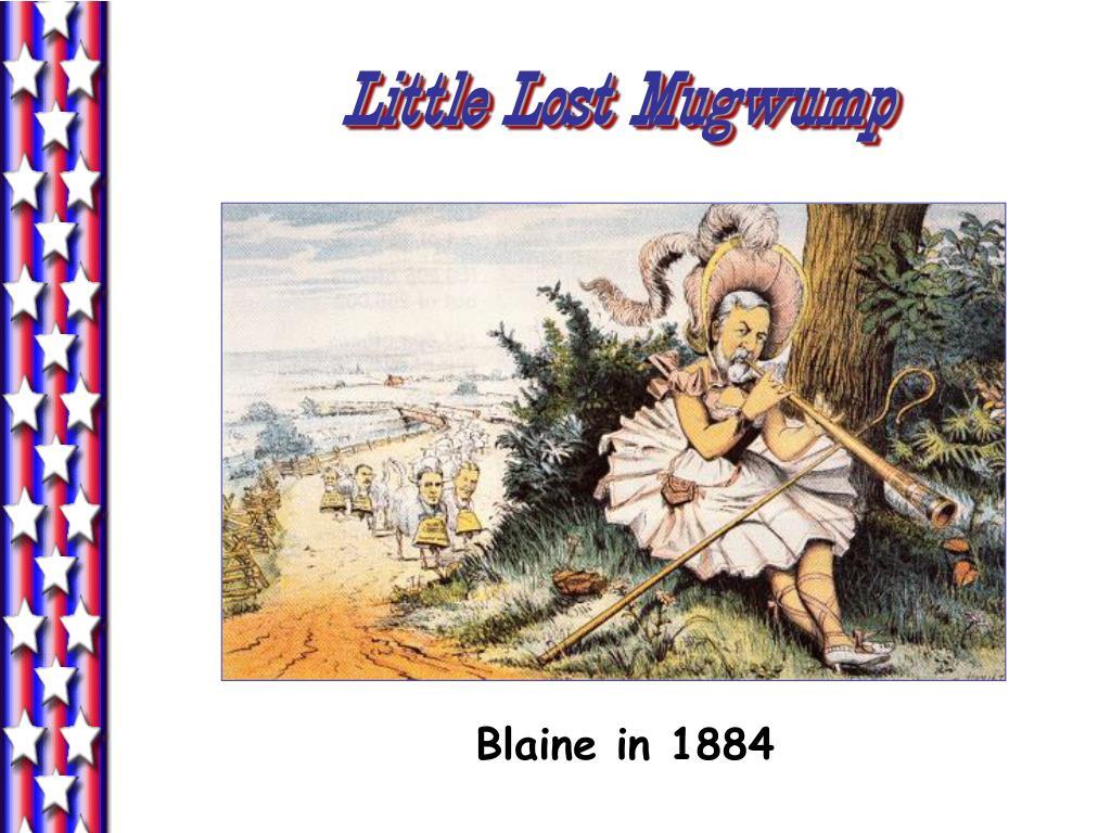 Little Lost Mugwump