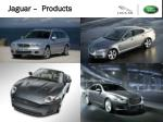 jaguar products