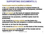 supporting documents 1