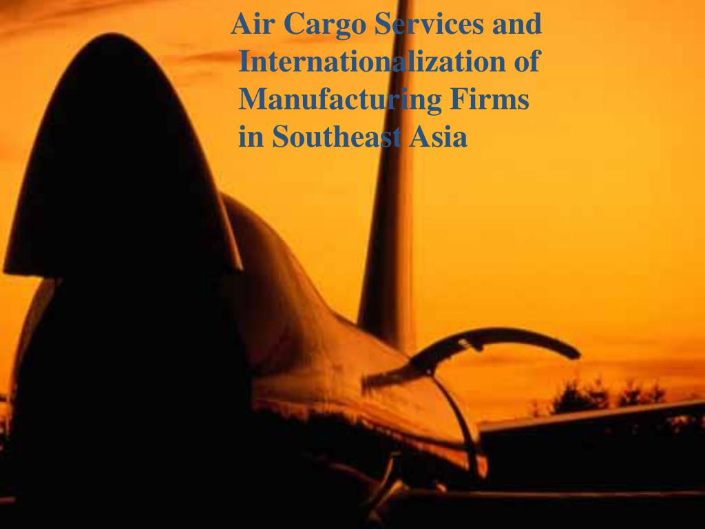 Air Cargo Services and