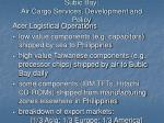 subic bay air cargo services development and policy41