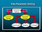eas parameter setting62