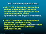 flc inference method cont