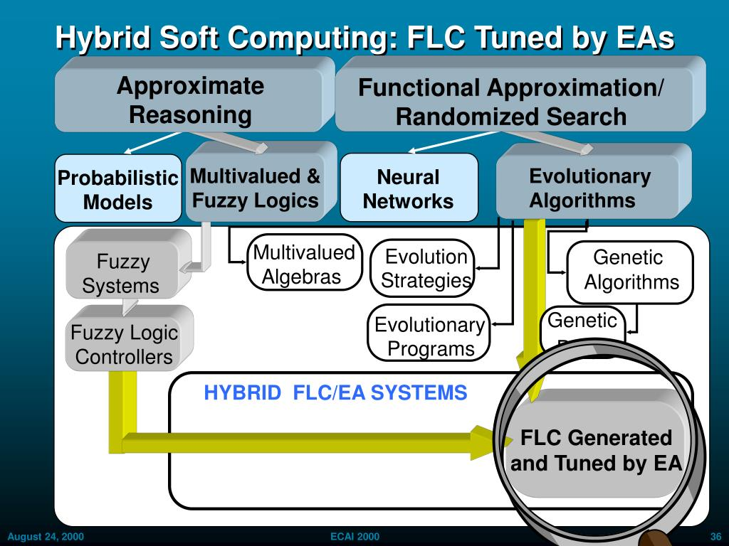 Hybrid Soft Computing: FLC Tuned by EAs