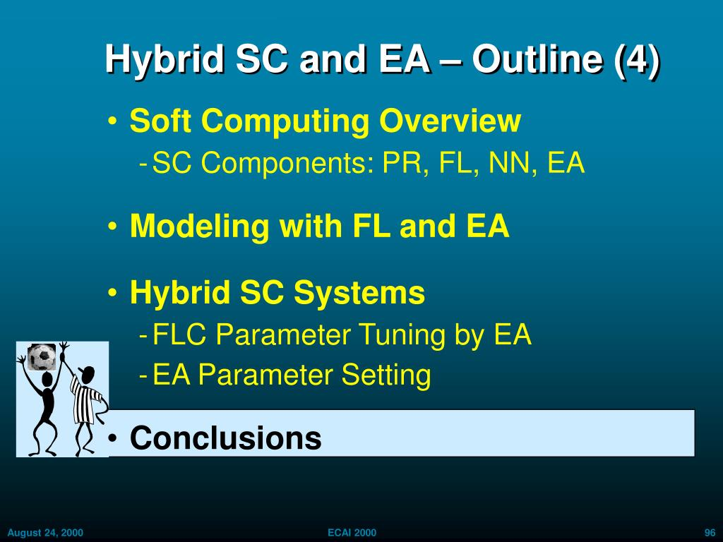 Hybrid SC and EA – Outline (4)